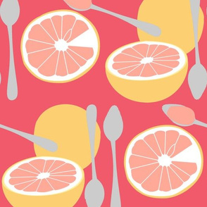 Ode to Grapefruit Spoons
