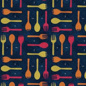 Forks, Spoons and Sporks