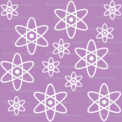 Atomic Science (Light Purple)