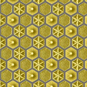 ochre_and_gray_honeycomb