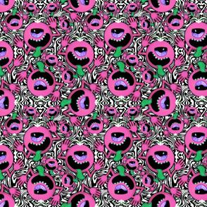 Ditzy Pink Aliens