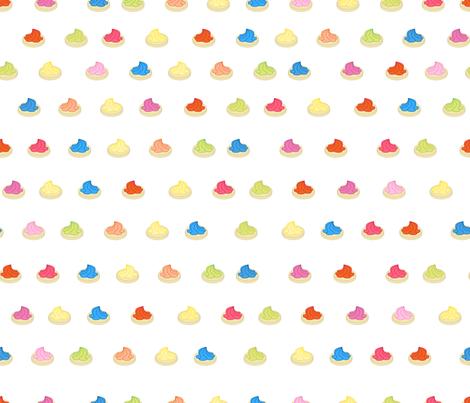 Colourful Iced Gems