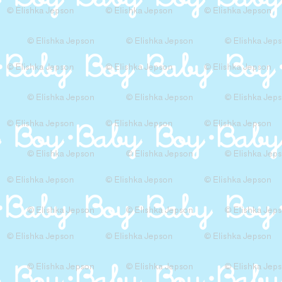 Baby Boy Stripe (Blue)