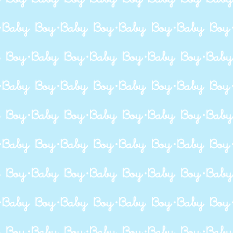 Baby Boy Stripe (Blue) fabric by robyriker on Spoonflower - custom fabric