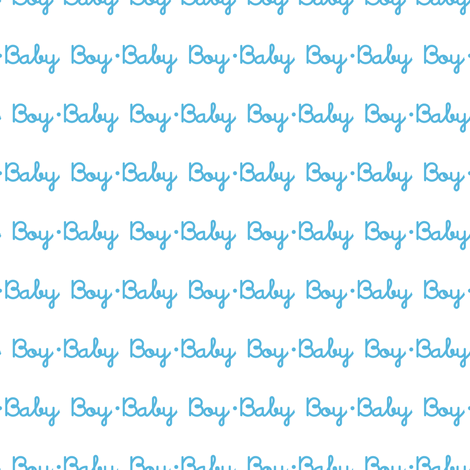 Baby Boy Stripe (White) fabric by robyriker on Spoonflower - custom fabric
