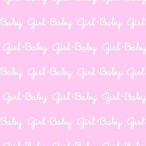 Baby Girl Stripe (Pink)