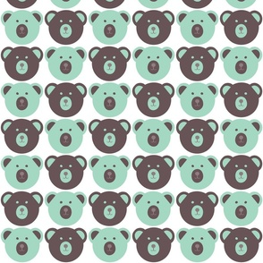 Mint Chocolate Bears