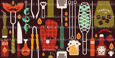 My summer utensils