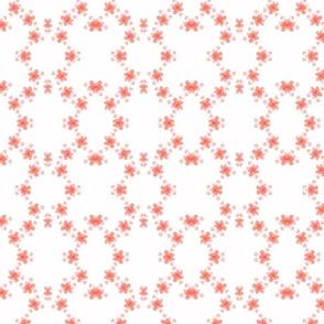Red Floral Litmus Test