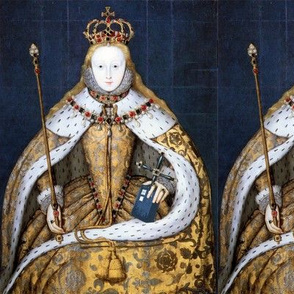 Elizabeth I & Blue Box