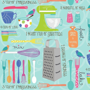 Domestic Bliss: Ingredients for JOY