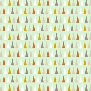 Moroccan Triangles