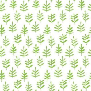 Mini Sprigs green