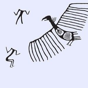Catalhoyuk Vultures