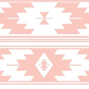 solid pink kilim