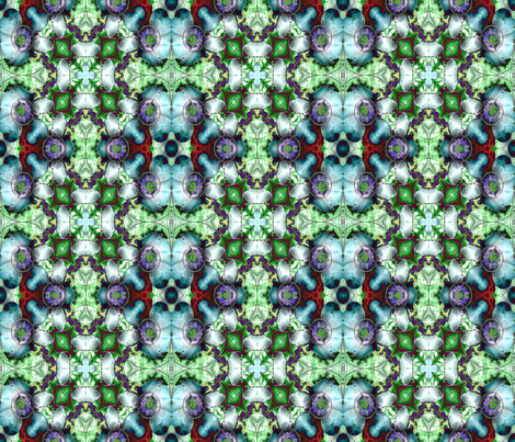 Industrial Evolution 4 fabric by koalalady on Spoonflower - custom fabric