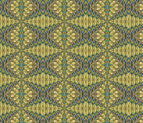 Looking In fabric by koalalady on Spoonflower - custom fabric