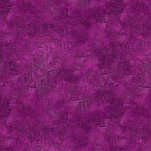 Violet Paint Strokes