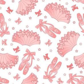 Ballet Star Pattern