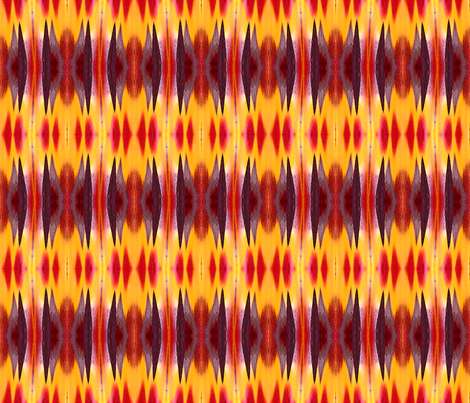 Polarized and Posterized fabric by koalalady on Spoonflower - custom fabric