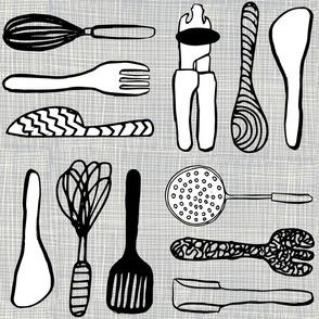 Simply Quirky Utensils