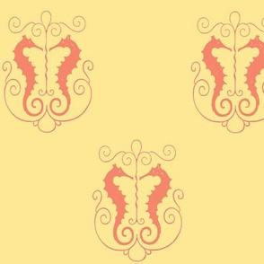 Cherry lemonade seahorses