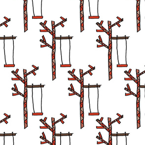 Tree and a Swing (original)