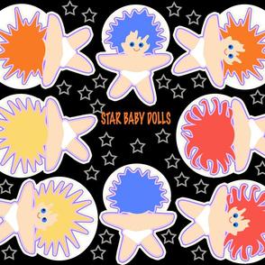 Star Baby Dolls