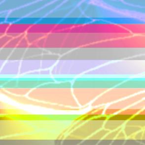 cicada rainbow