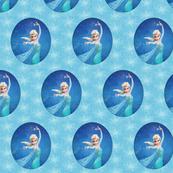 Frozen Elsa snowflake1