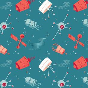 sixties satellites