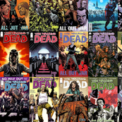 The Walking Dead Comics Small
