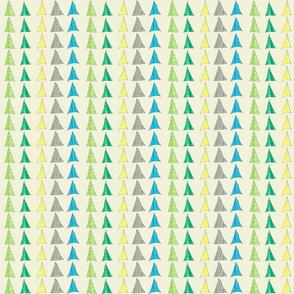 crayon trees
