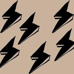 lightning beige