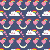Rainbow Love Power