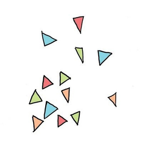 Swing Triangles without the Dots!