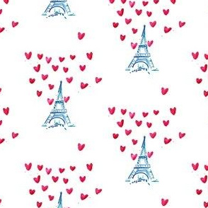 I heart Paris by C'EST LA VIV