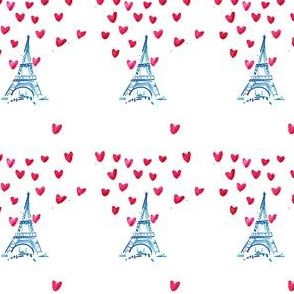eiffel love by C'EST LA VIV
