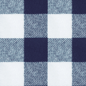 Buffalo Check in Navy