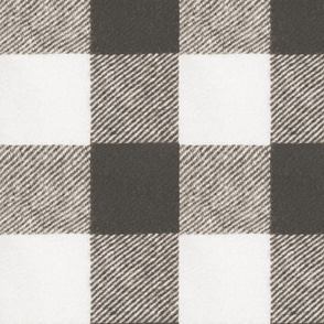Buffalo Check in Cashmere Gray
