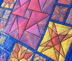 Snowcatcher Quilted Skies 06