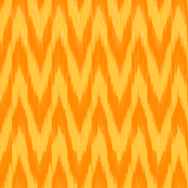 Marrekesh Waves-Orange