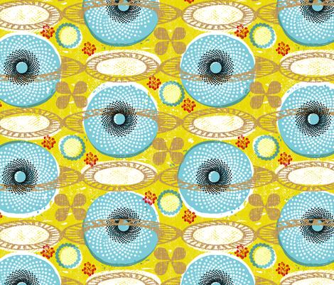 Orbit fabric by ottomanbrim on Spoonflower - custom fabric