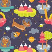 PETS RULE! cosmic voyage