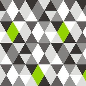 Geo Mod Lime