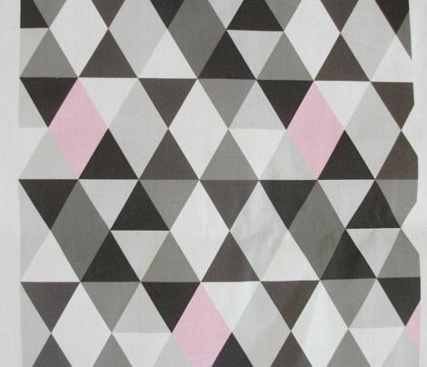 Geo Mod Pale Pink