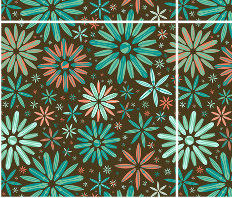 spring tide fabric by gray___ on Spoonflower - custom fabric
