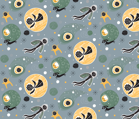 Cosmic Joy fabric by chris_jorge on Spoonflower - custom fabric