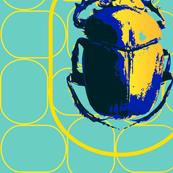 Large scarab