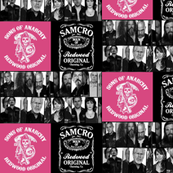 Sons of Anarchy Pink and Black